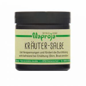 Kraeuter Salbe