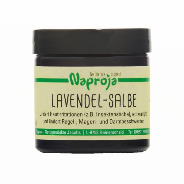 Lavendel-Salbe